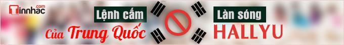 Lệnh cấm làn sóng hallyu của Trung Quốc